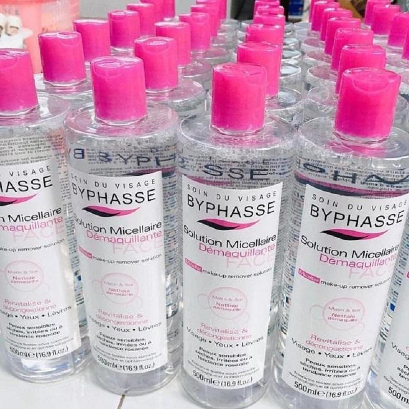 Giá bán nước tẩy trang hiệu Byphasse bao nhiêu?