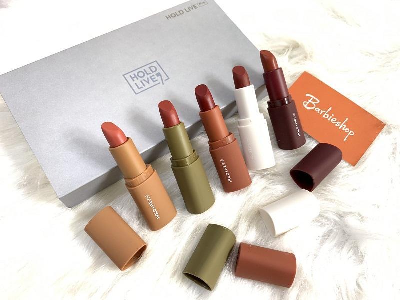 Hold Live Mousse Velvet Lipstick