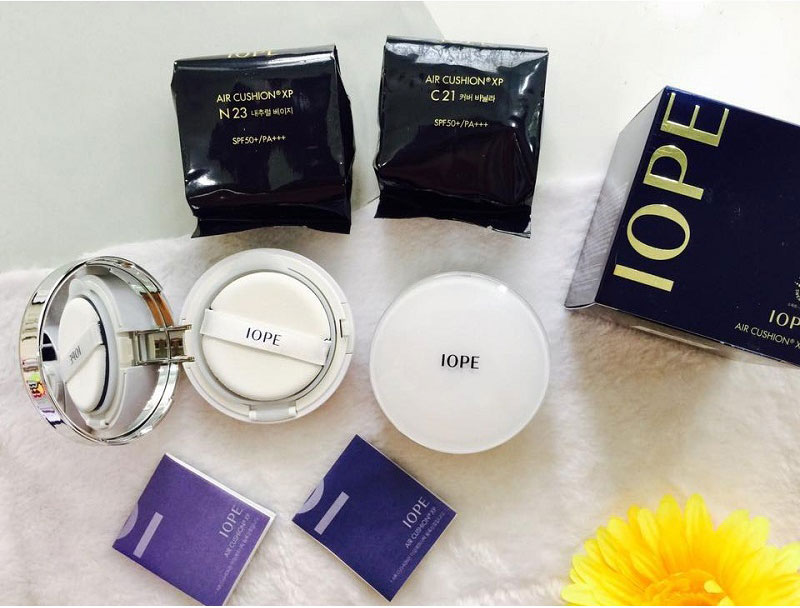 IOPE Air Cushion XP / EX