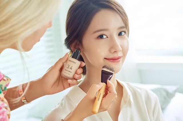 Innisfree – Thương hiệu mỹ phẩm hàng đầu Hàn Quốc