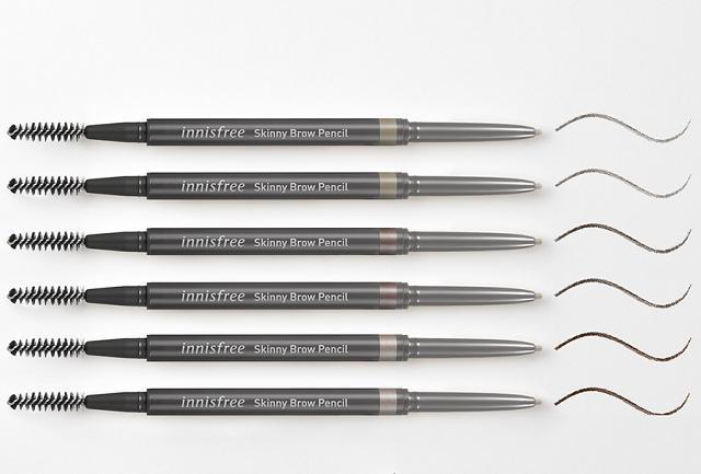 Innisfree Skinny Brow Pencil