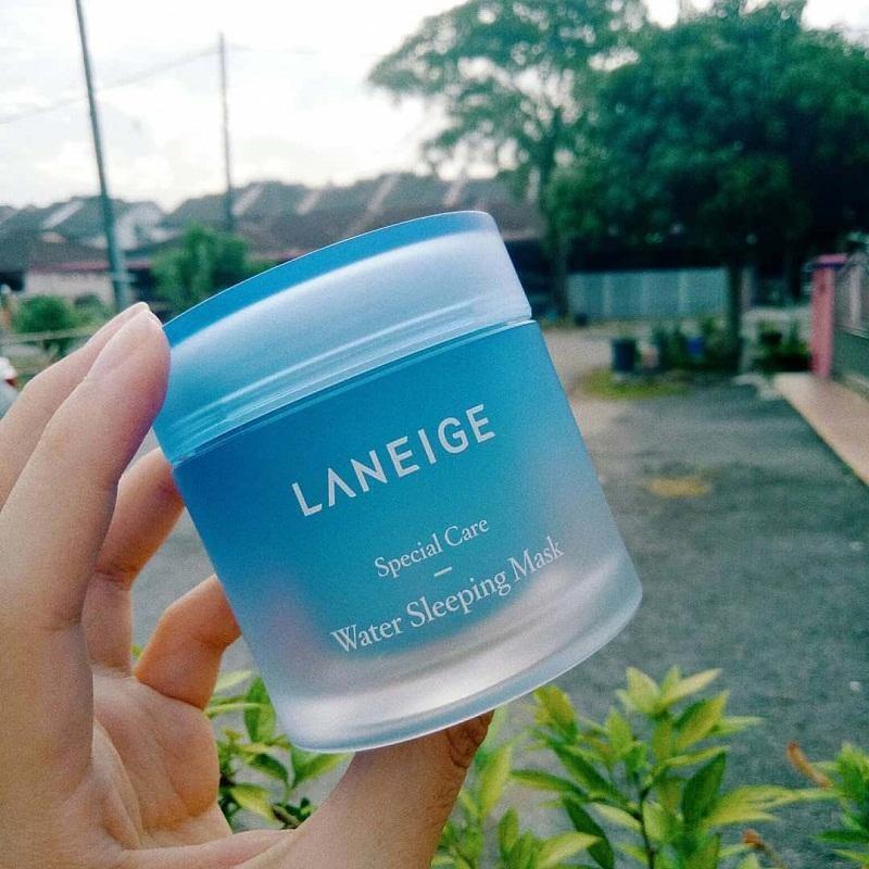 Mặt nạ ngủ của thương hiệu Laneige nâng cao giá trị thẩm mỹ