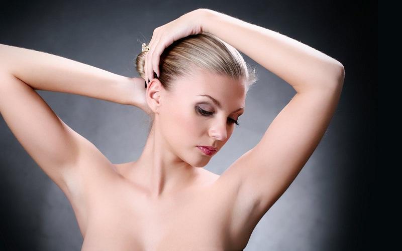 Tẩy lông nách hiệu quả tại nhà bằng nguyên liệu thiên nhiên