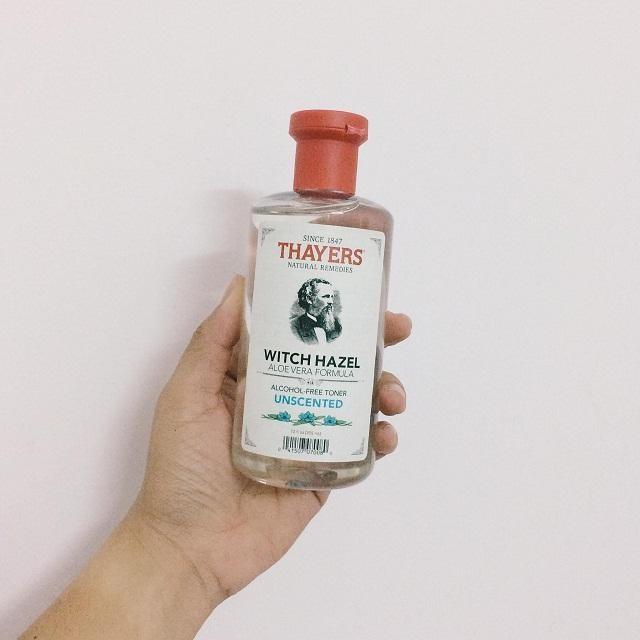 Thayer Unscented giúp da dưỡng ẩm cả ngày dài