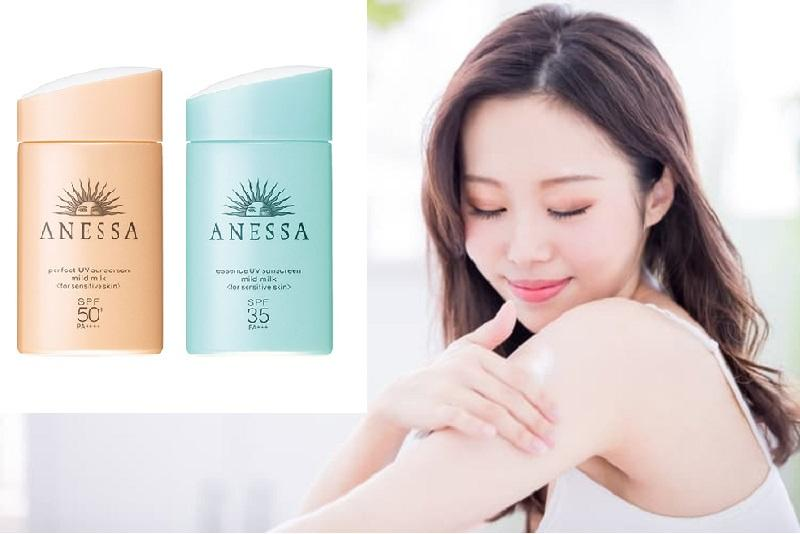Anessa chống nắng tốt