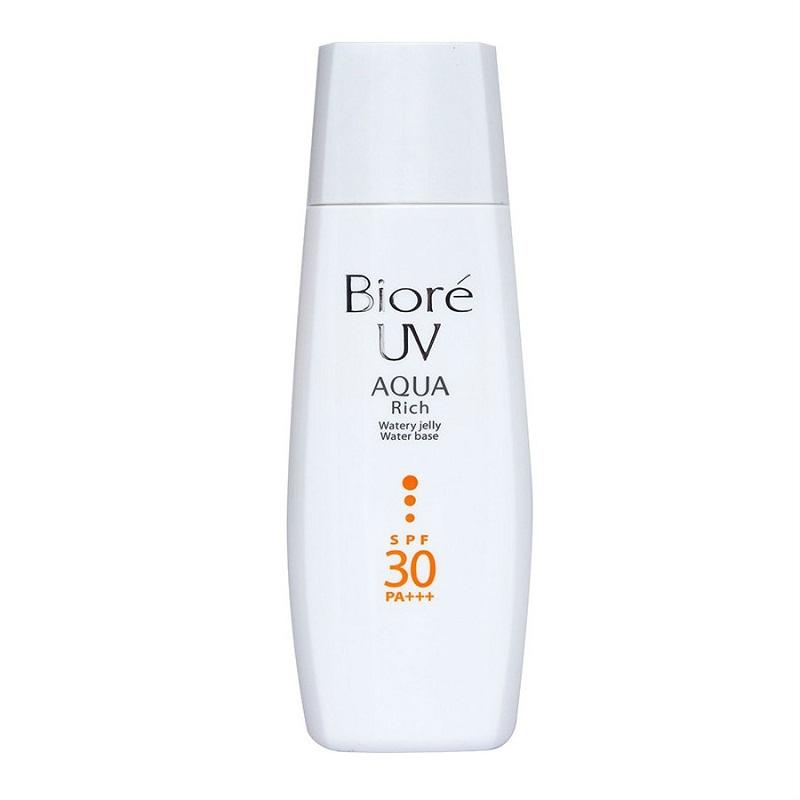 Biore Aqua rich Jelly Water Base Whitening SPF 30 PA+++