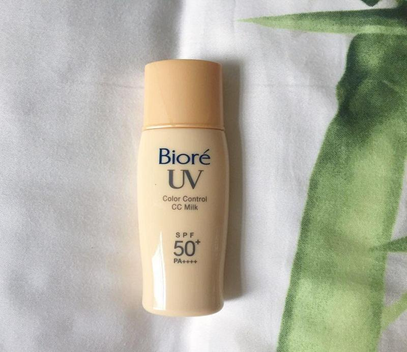 Biore UV Color Control Milk SPF 50+ PA++++