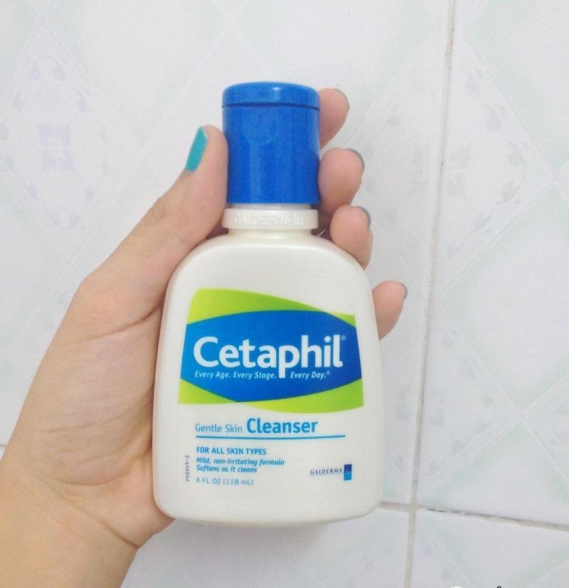 Cetaphil thích hợp cho nhiều làn da