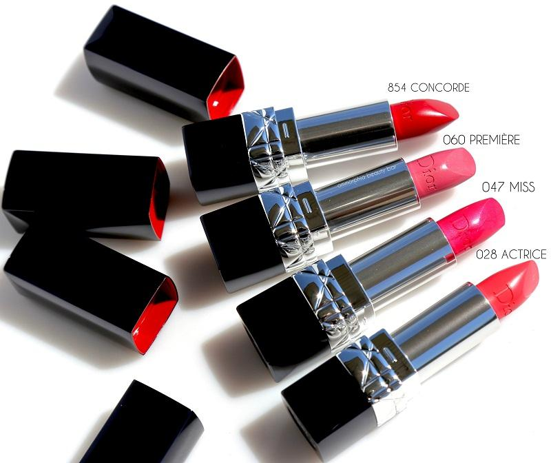 Christian Rouge Dior Lipstick