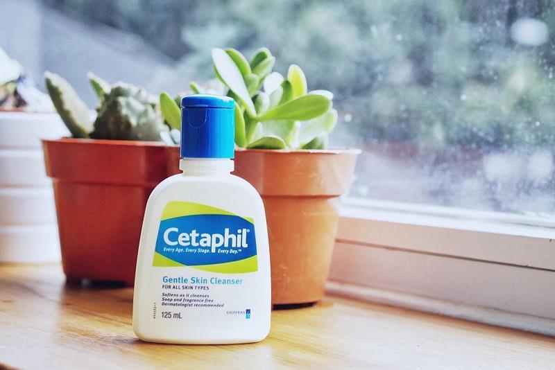 Đặt mua Cetaphil tại trang thương mại điện tử