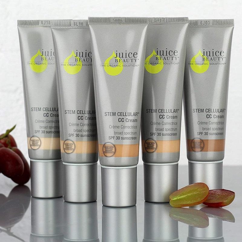 Juice Beauty Stem Cellular CC Cream SPF30 Sunscreen chống nắng tốt