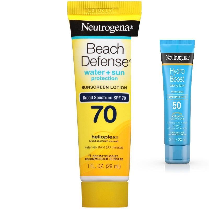 Kem chống nắng bảo vệ da hiệu quả