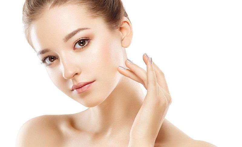 Làm sạch da mặt sạch sẽ giúp da thêm chắc khỏe