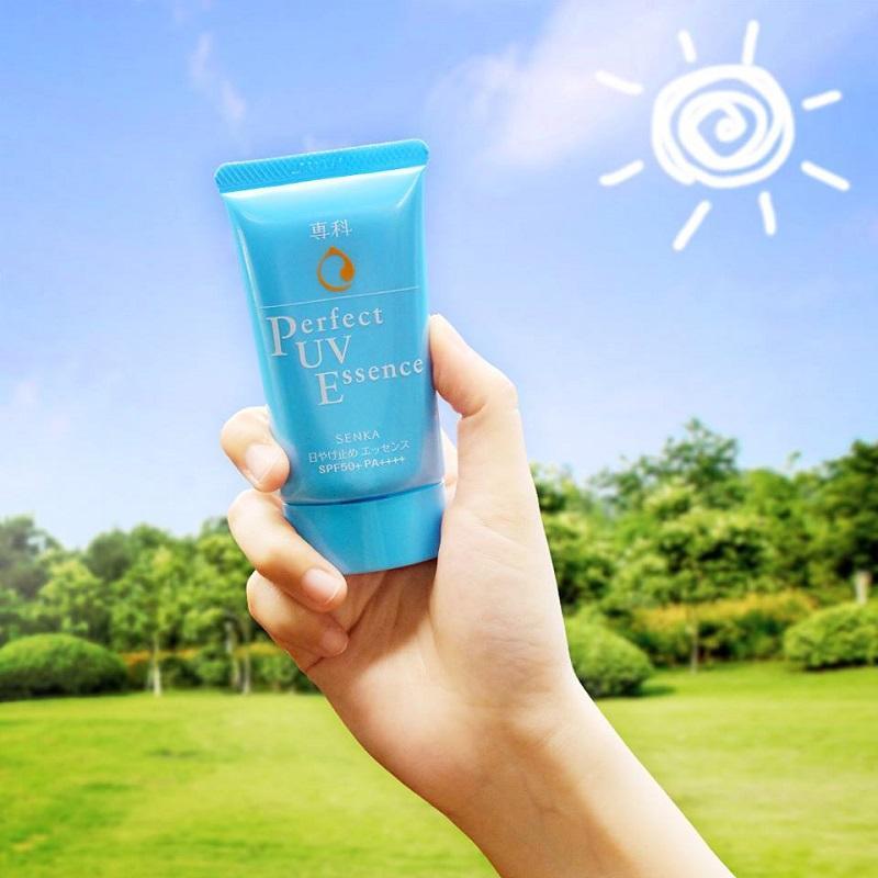 Senka – kem chống nắng bảo vệ da hiệu quả