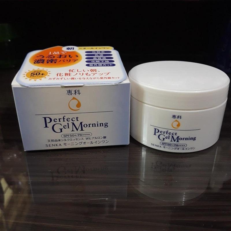 Senka Perfect Gel Morning protect SPF50+