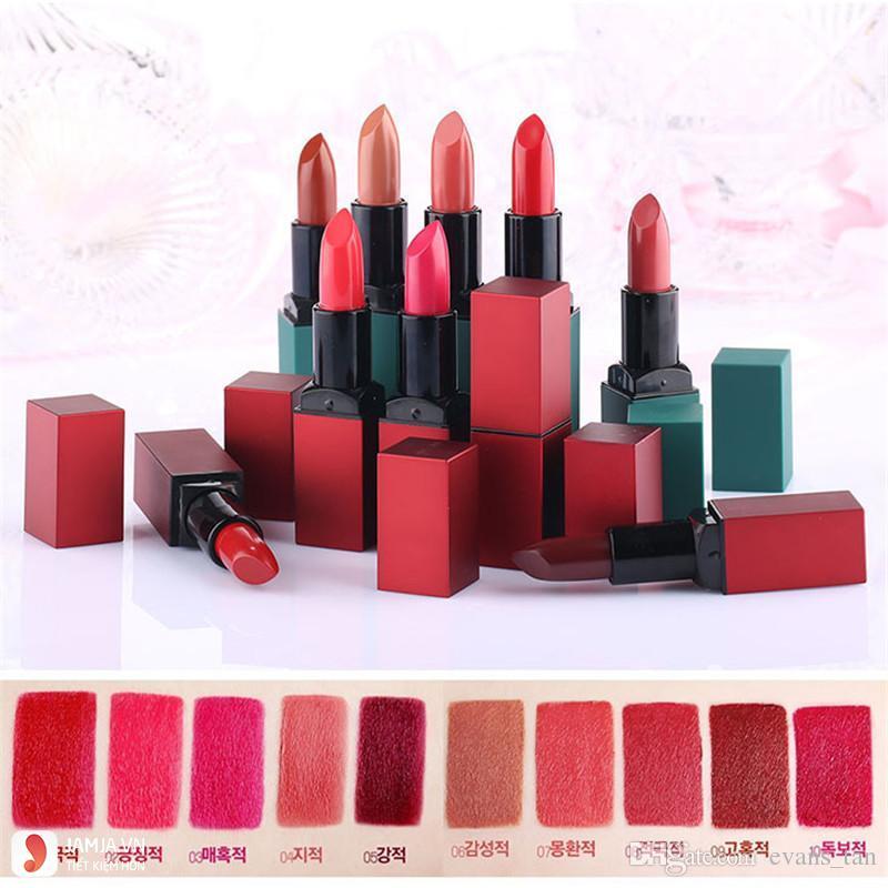 Son BBIA Last Lipstick với bảng màu ấn tượng