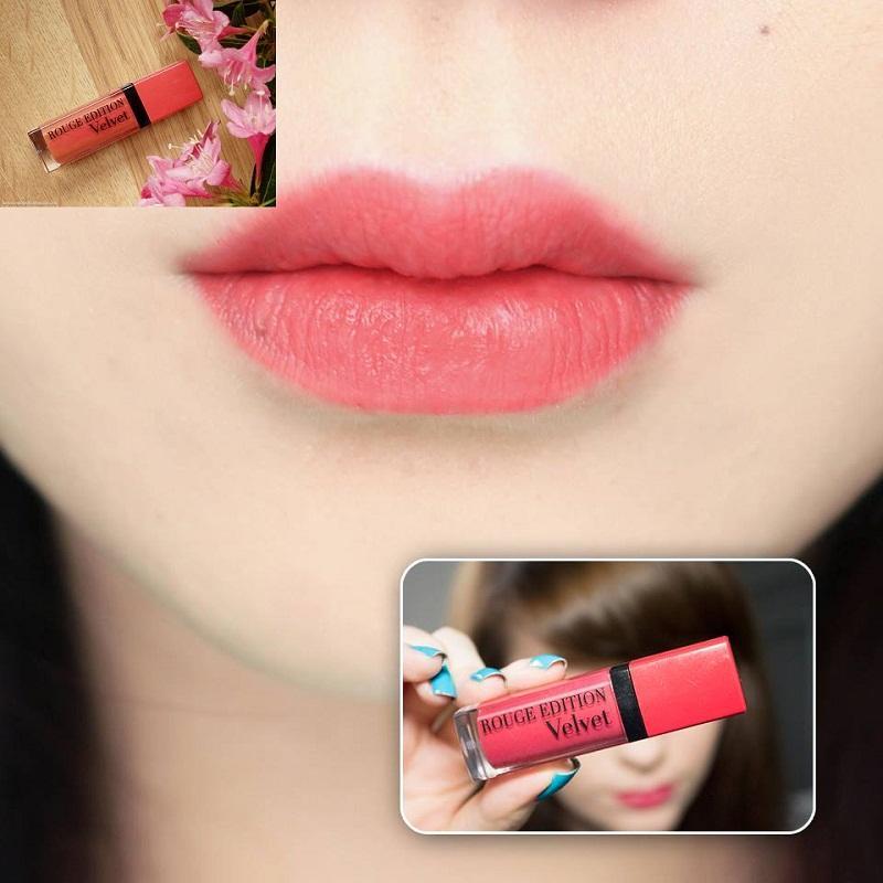 Son môi Bourjois màu 04