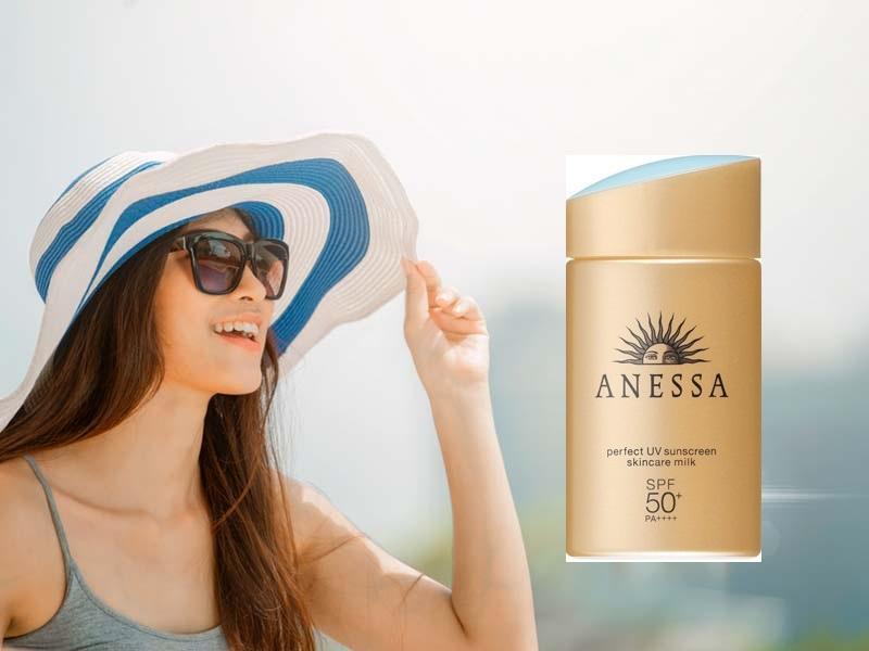 Anessa Perfect UV Sunscreen EX chống nắng tốt