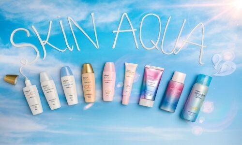 """Review 7 kem chống nắng Skin Aqua """"giá bình dân"""" được nhiều người lựa chọn"""