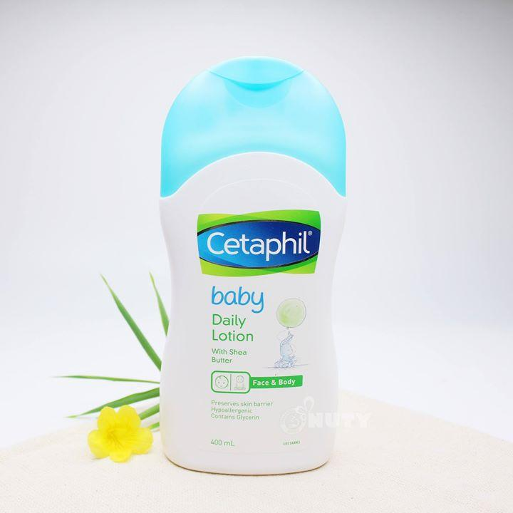 Kem dưỡng ẩm Cetaphil Baby Daily Lotion