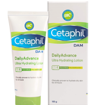Kem dưỡng ẩm Cetaphil Daily Advance Ultra Hydrating Lotion