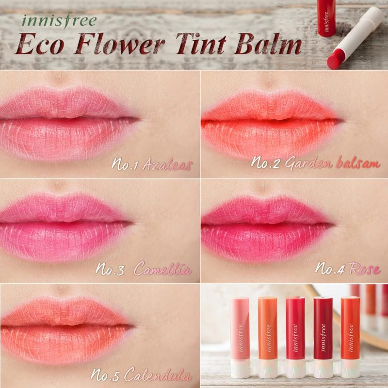 Innisfree Eco Flower Tint Lip Balm