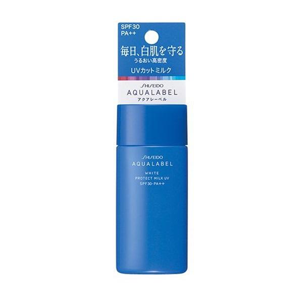 Kem chống nắng Shiseido Aqualabel  White Protect Milk SPF UV 30+