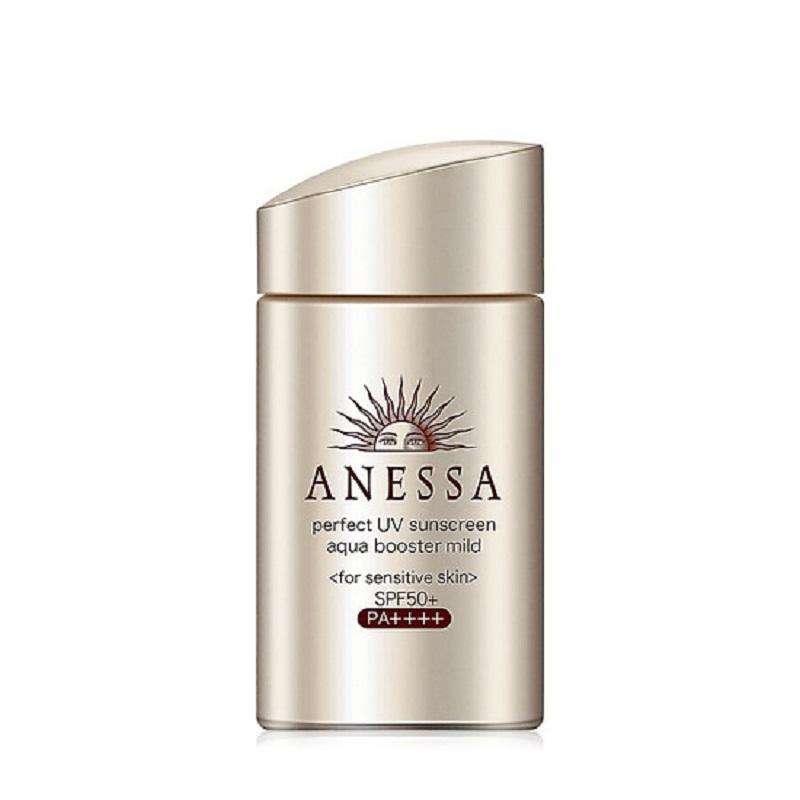 Kem chống nắng Shiseido Anessa Anzai không trôi SPF50 PA++++