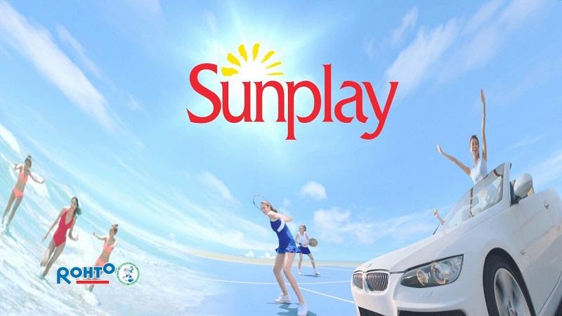 Kem chống nắng Skin Aqua là dòng sản phẩm thuộc thương hiệu Sunplay