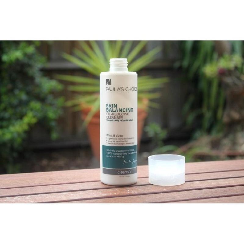 Một sản phẩm sữa rửa mặt dành riêng cho làn da dầu nhạy cảm