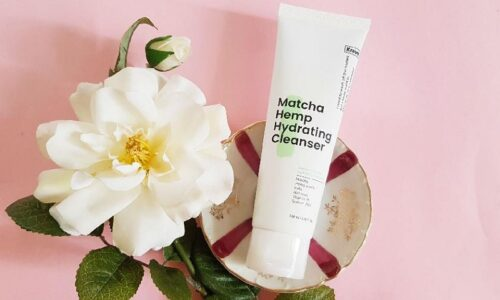 Review Matcha Hemp Hydrating Cleanser - sữa rữa mặt dành cho da nhờn