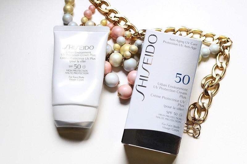 Shiseido Urban Environment UV  Protection Cream Plus SPF  50+