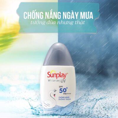 Review 7 kem chống nắng Sunplay đáng mua nhất hiện nay