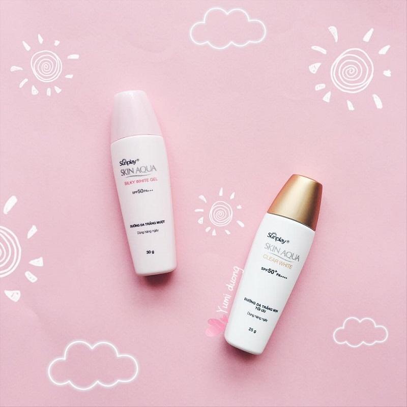 Sunplay Whitening UV SPF 50+ PA+++ không tốt cho da khô