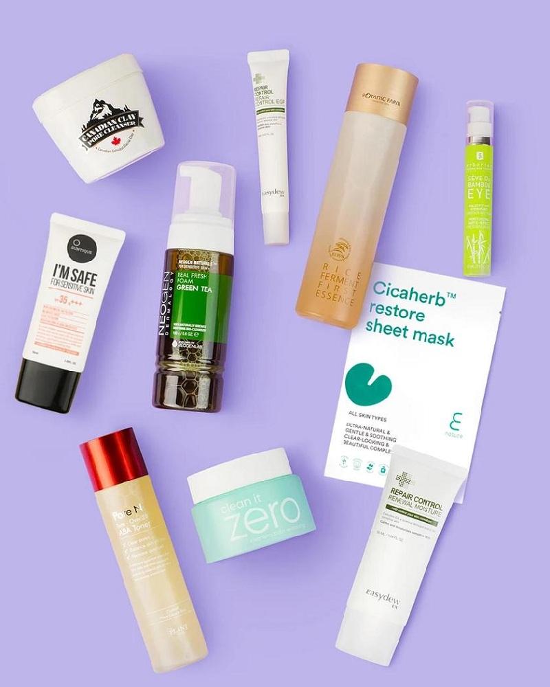 Top 10 sữa rửa mặt cho da nhờn với độ pH lý tưởng
