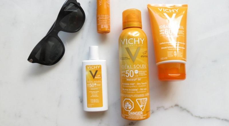 Vichy có rất nhiều sản phẩm kem chống nắng phù hợp với từng đối tượng cụ thể