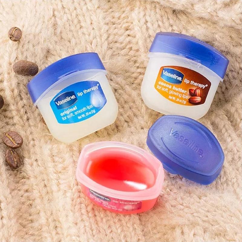 Cách sử dụng son dưỡng môi Vaseline