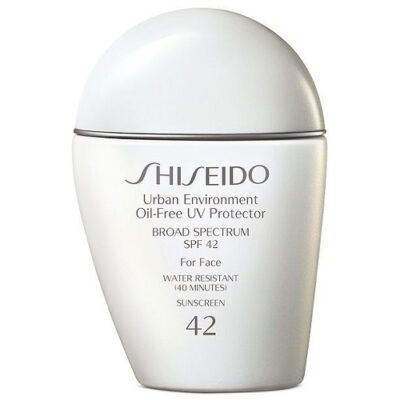 Kem chống nắng Shiseido Urban Environment Oil-free UV Protector Broad Spectrum SPF 42