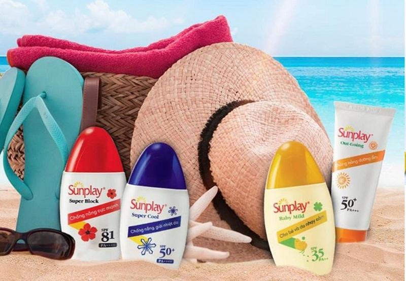 Giá kem chống nắng Sunplay bao nhiêu?