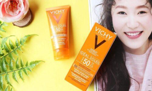 Review top 5 kem chống nắng Vichy được ưa chuộng nhất hiện nay