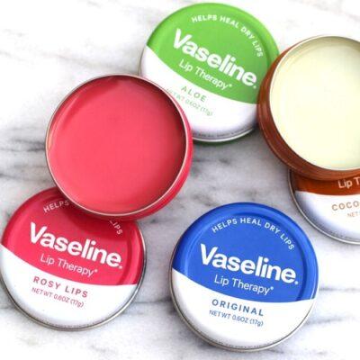 Review 4 dòng son dưỡng môi Vaseline có phải là lựa chọn hoàn hảo?