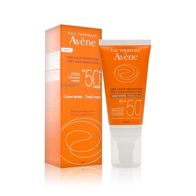 Avène Very High Protection Tinted Cream SFP 50+