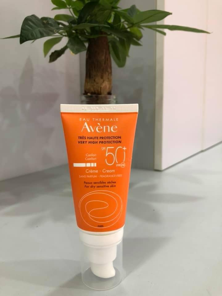 Avène Very High Protection Cream SPF 50+ Fragrance Free