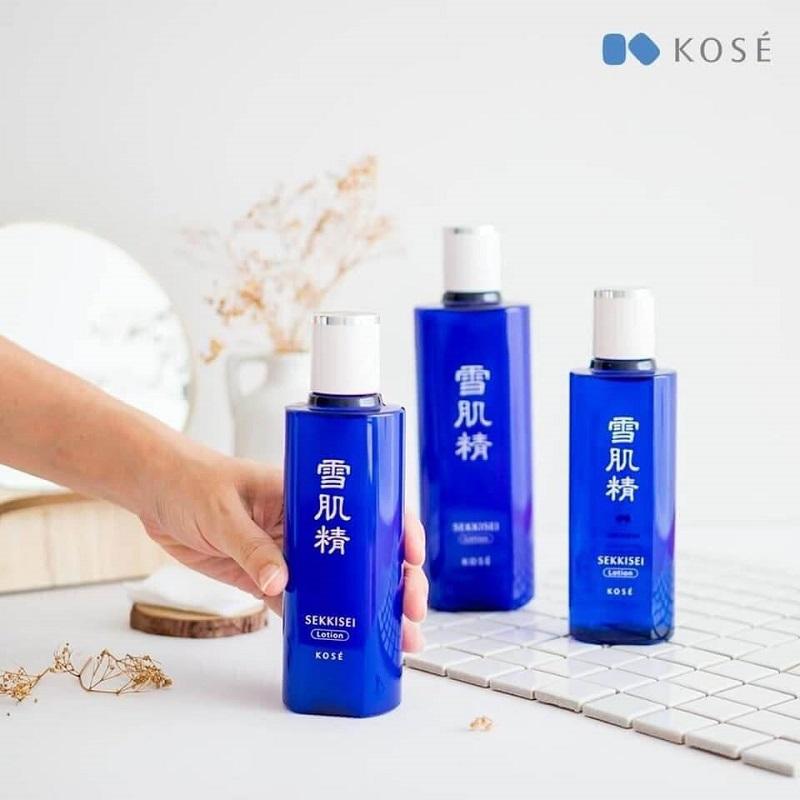 Kose là thương hiệu mỹ phẩm cao cấp đến từ Nhật Bản