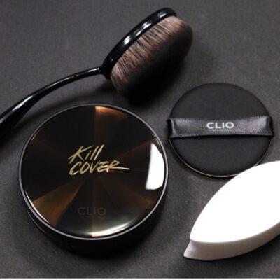Review 4 phấn nước Clio – Mỹ phẩm Hàn Quốc đang được săn đón 2021