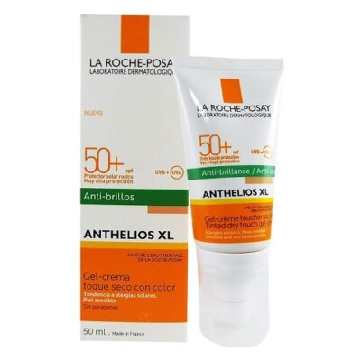 Kem chống nắng La Roche-Posay Anthelios XL Tinted Dry Touch Gel-Cream SPF 50+
