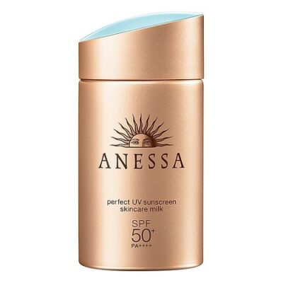 Kem chống nắng Anessa Perfect UV Sunscreen Skincare Milk SPF 50+ PA++++