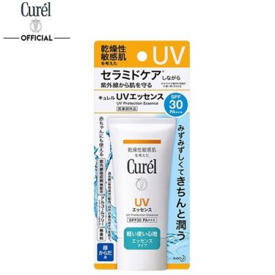 Kem chống nắng Curel UV Protection Essence SPF 30 PA+++