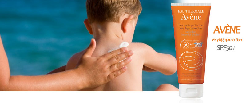 Avène Very High Protection Lotion For Children SFP 50+