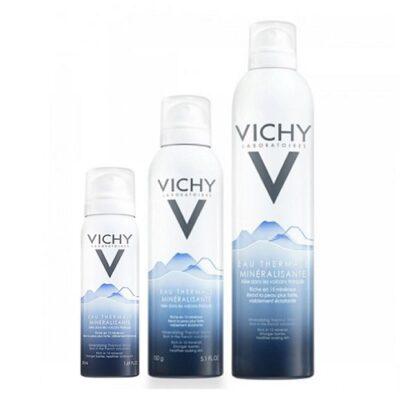 Review xịt khoáng Vichy có tốt không? Công dụng thực sự là gì?